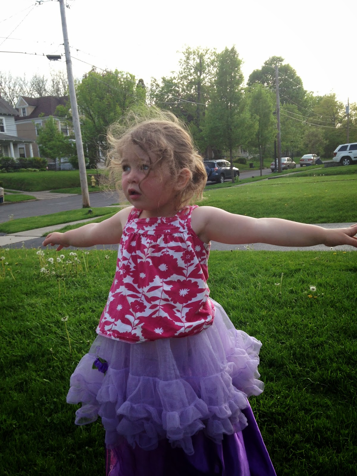 My Daughter's Belly and the Lessons Learned | lizpetrone.com